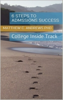 6 steps to admission success cover